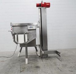 Risco RS450 FRONTAL DISCHARGE BLENDER / MIXER