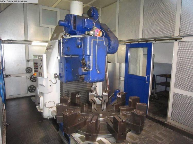 Liebherr ET 1500 Variable Gear Hobbing Machine - Vertical
