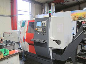 Emco SINUMERIK 828 D 6300 rpm EMCOTURN - E 45 MY 2 Axis