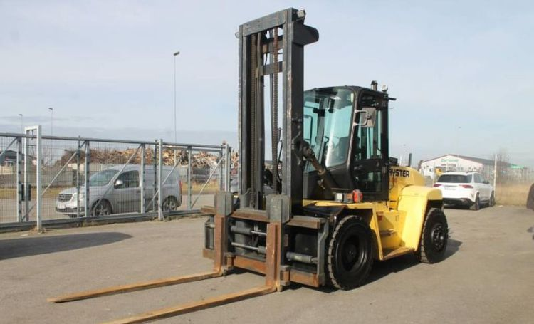 Hyster H8.00XM-6 8000 kg