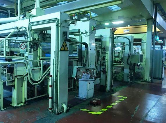Brückner BOPP EXTRUSION MACHINE 3 Layers 6000 mm width - 15 to 40 micron