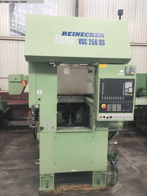 Emag VSC 250 DS Siemens 840 D