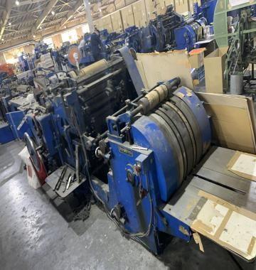 Tokyo Pack (Paxter) SR-34, Paper bag making machine