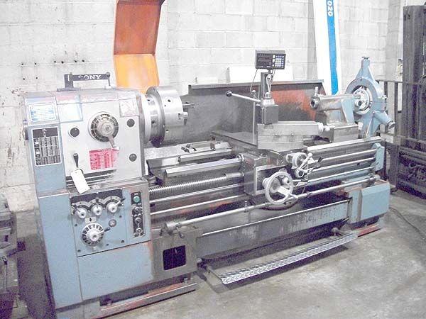 Kingston Engine Lathe 1200 rpm HD2660