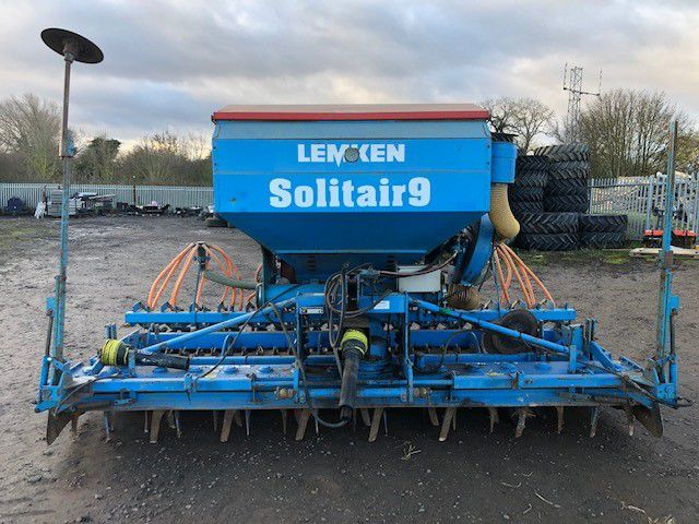 Solitaire Combi Drill Cultivations