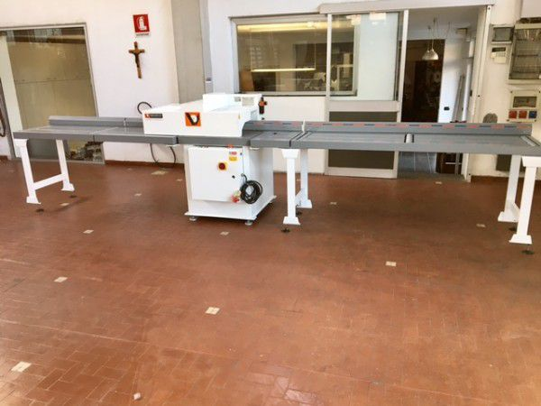 Stromab TR450, PNEUMATIC CUT-OFF SAW