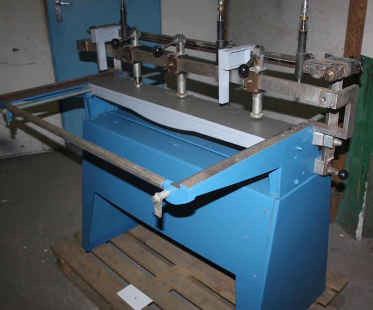 Multi-Spindle Drilling Machine