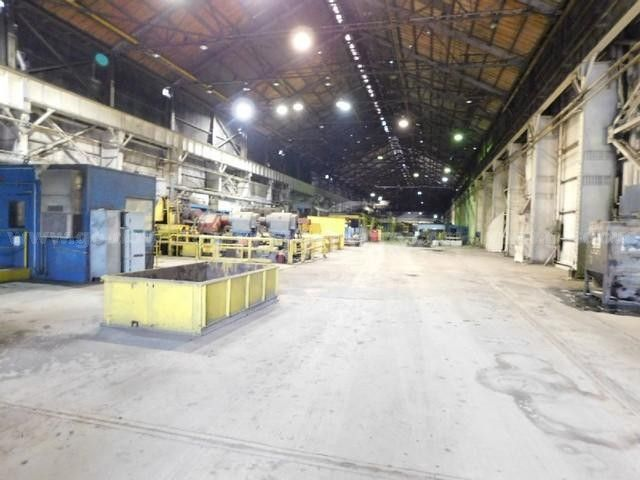 Assets Available Immediately from a Major Integrated Steel Making Facility
