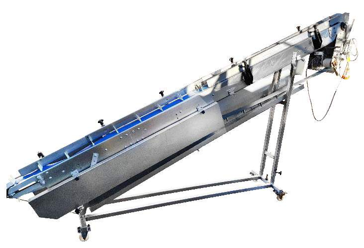 Other 2M8UO-V5 Inclined Cleat Belt Conveyor