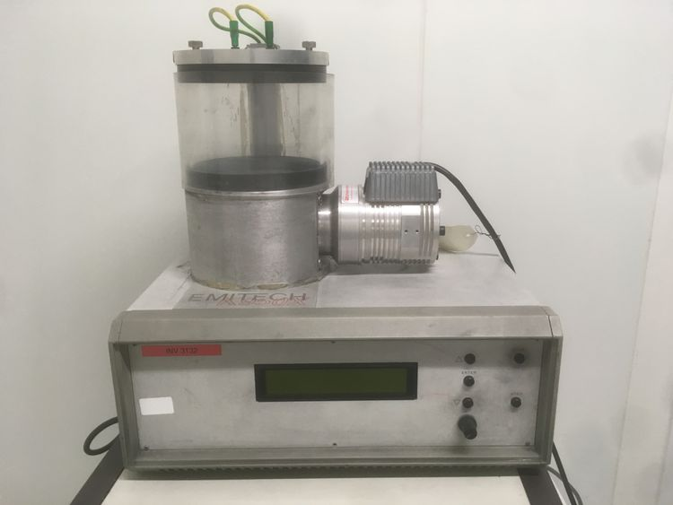 Emitech K950X Carbon Evaporator Sputter