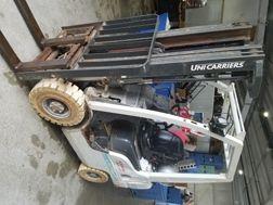 Nissan Forklifts MP1A1A18DV