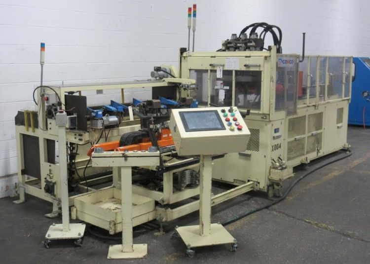 Comco CLM-70 CNC Automatic, Over Mandrel Tube Punch