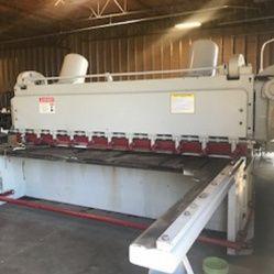 Cincinnati 2510 Mechanical Shear
