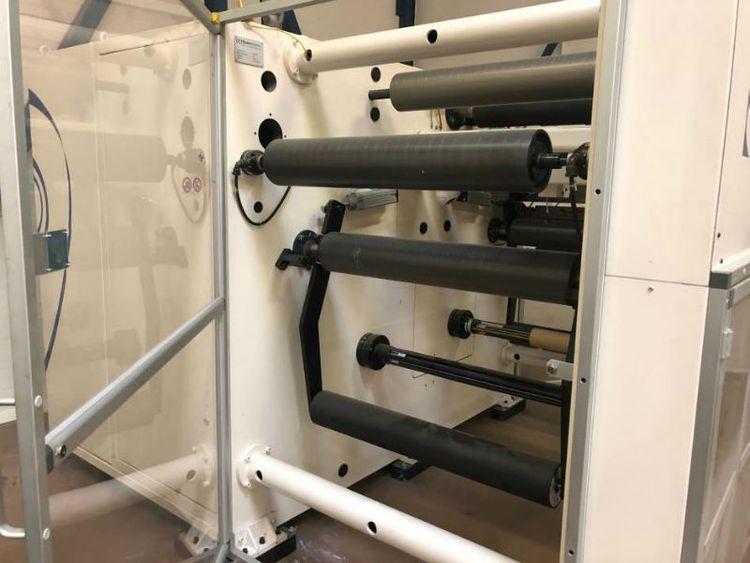 Laem System VIS 100-800, Doctoring machine 800mm