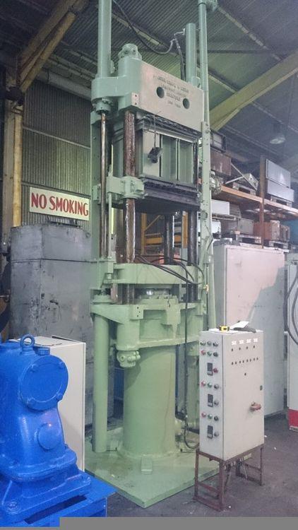 JBT 640mm x 2 Electric Presses