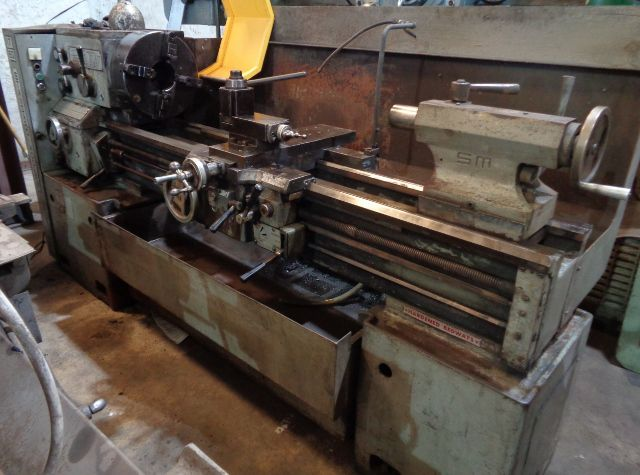 Standard Engine Lathe 1600 rpm Modern 17 x 60