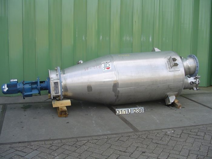 Other 1250 Ltr Silo