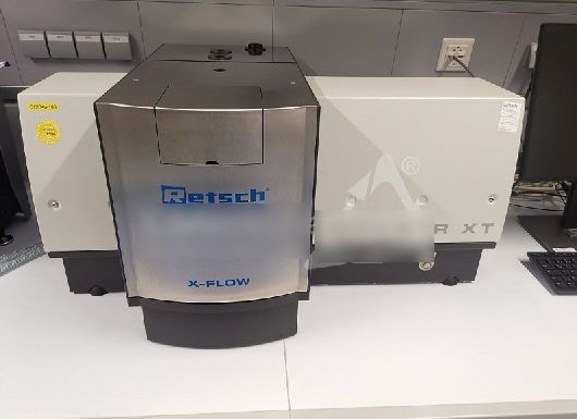 Retsch CAMSIZER XT. particle size measuring device