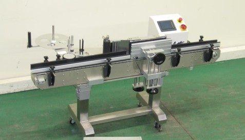 Labelette APS-106, Labeler P/S Wrap
