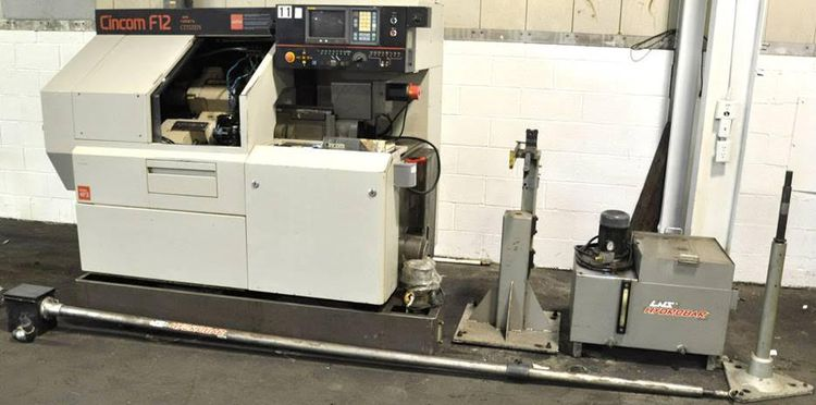 Citizen CNC Control Fanuc OT Variable Type: F12 2 Axis