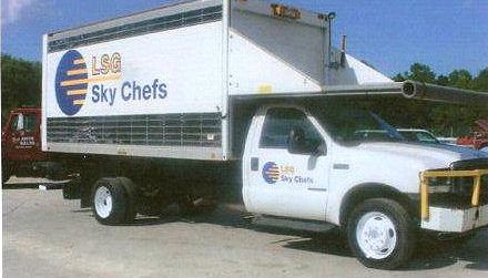 Ford F450, Catering Truck