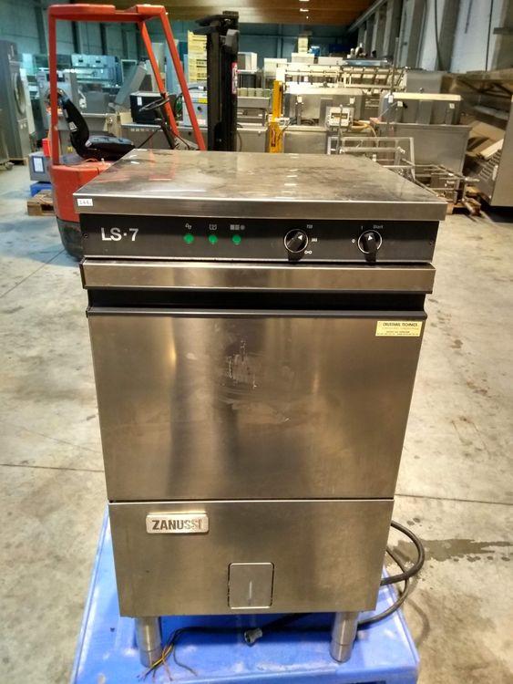 Zanussi LS-7, Dishwasher