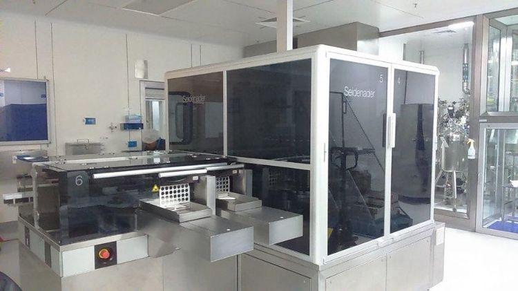 Seidenader PI 40  Fully Automatic Inspection Machine