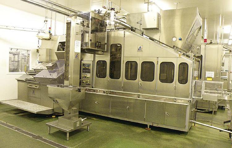Tetra Pak TR/7 ESL ,filling machine