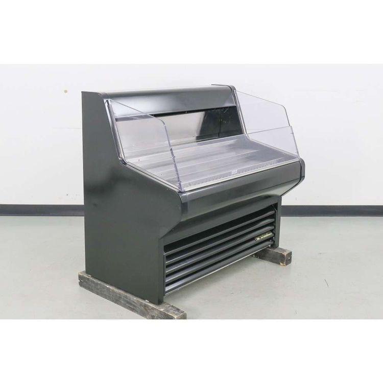 True THAC-48 Open Display Merchandiser
