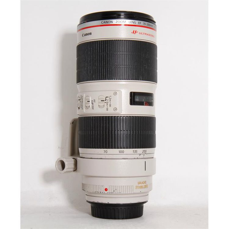 Canon 70-200mm f2.8L IS USM II