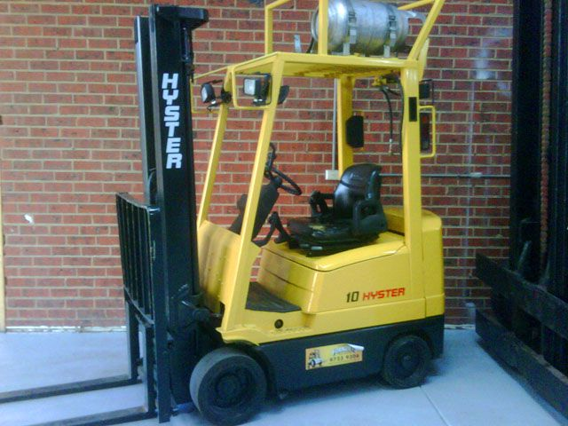 Hyster Used Forklift 1 Tonne