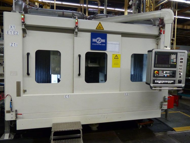 Metalworking Auction: Equipment from a famous german manufacturer, closing next week