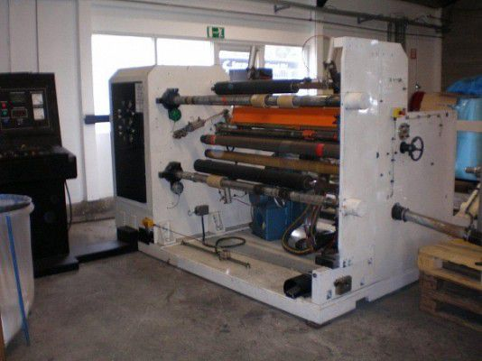 Titan Slitter Rewinders Machines 1.600 mm