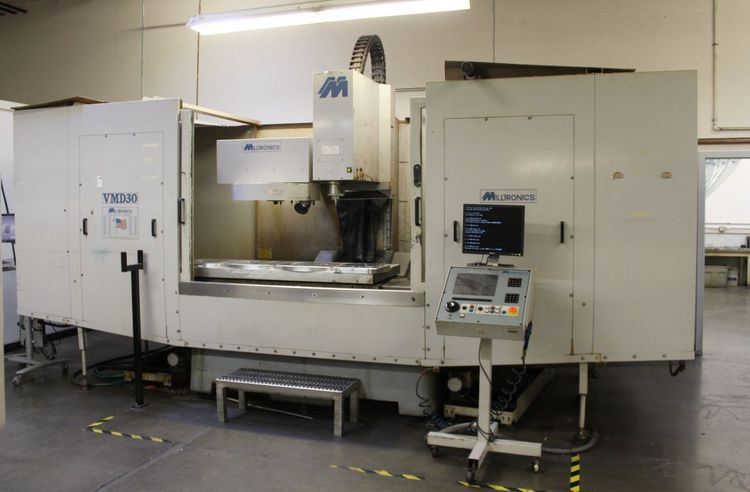 Milltronics VMD30-F 3 Axis