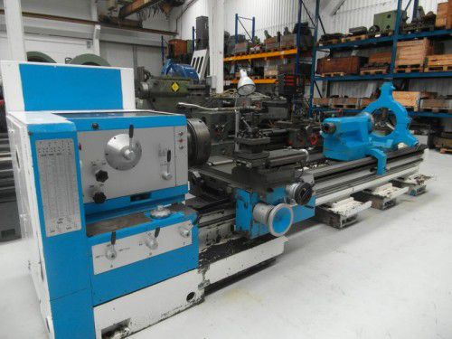 Poreba Engine Lathe 630 rpm TPK 80
