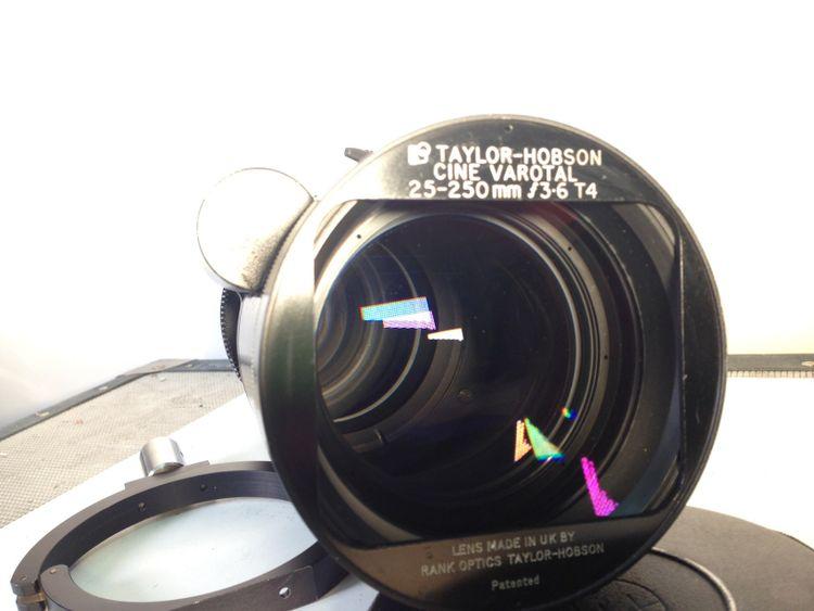 Cooke VAROTAL 25-250mm Lens