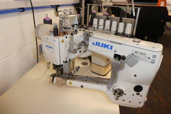 Juki MF-3620-L200 Coverstitch Flat Seamer
