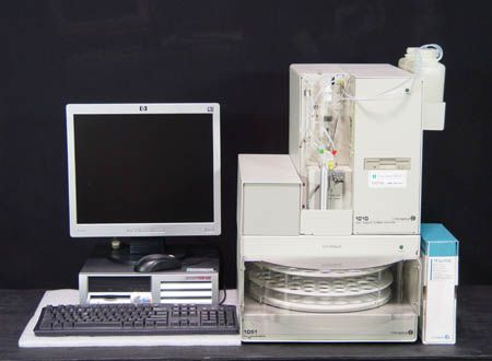 OI Analytical 1010, Total Organic Carbon(TOC) Analyzer