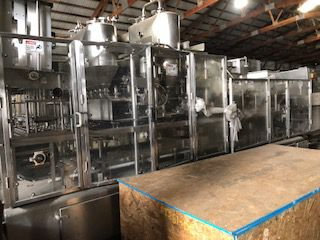 Osgood 6400 Cup Packaging Machine