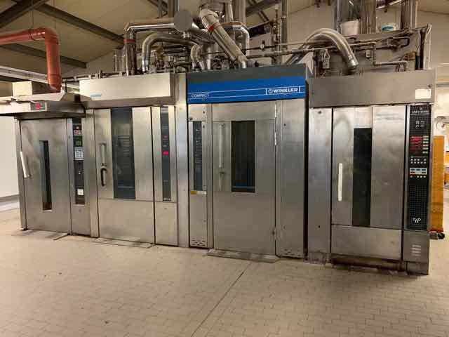 4 Wachtel, Winkler, WP Rototherm Rotary Oven