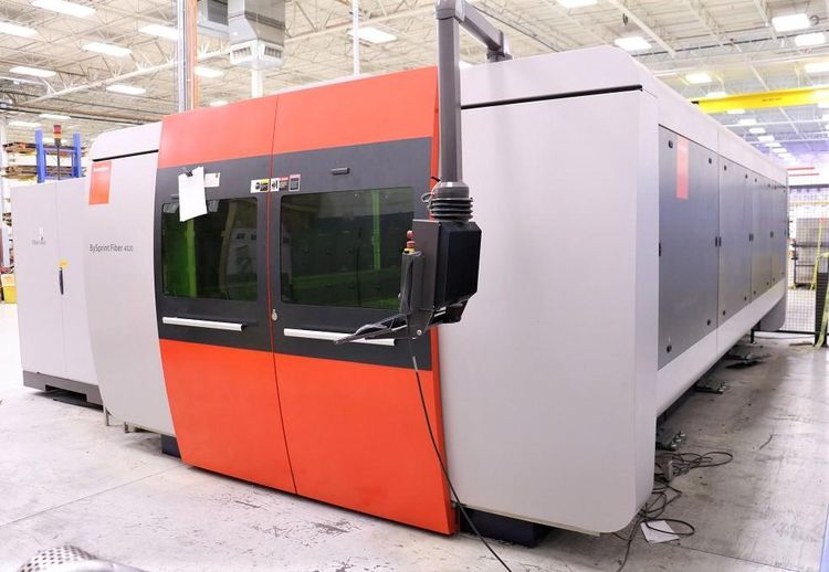 Bystronic Bysprint 4020 Byvision CNC Controls