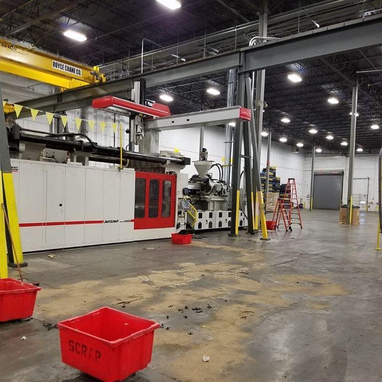 Cincinnati SEPRO-CM-GIV 4060 S3 121 lbs