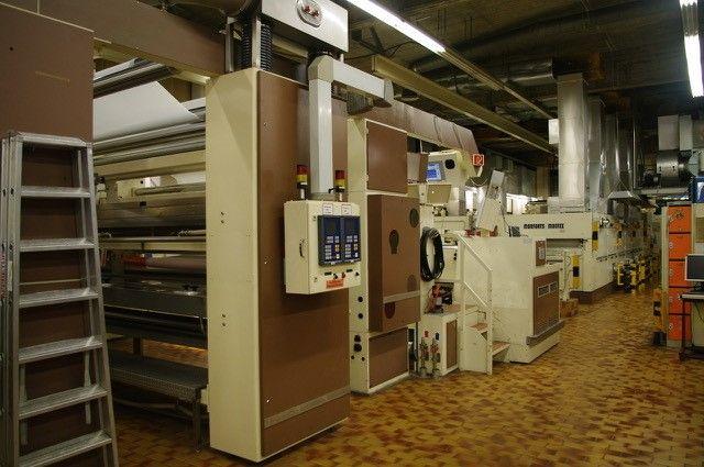 Monforts 430 Cm Stenter Frames