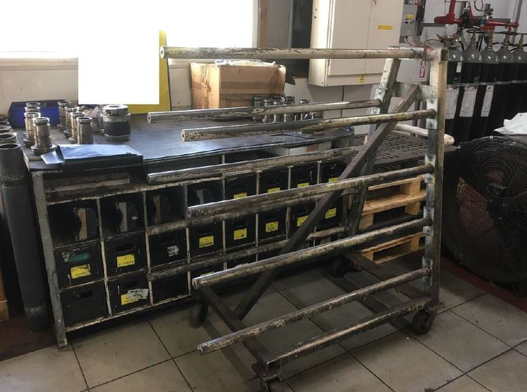 PCMC -8 col. geared press with sleeves ( 2000 ), excellent alternative to W&H - & much better priced! 1040mm