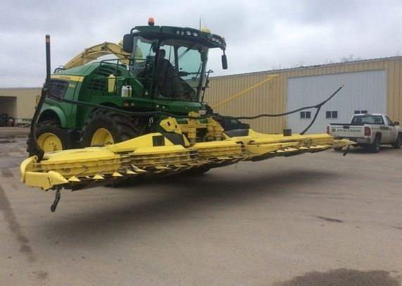 John Deere 772 Row Crop Forage Harvester Heads
