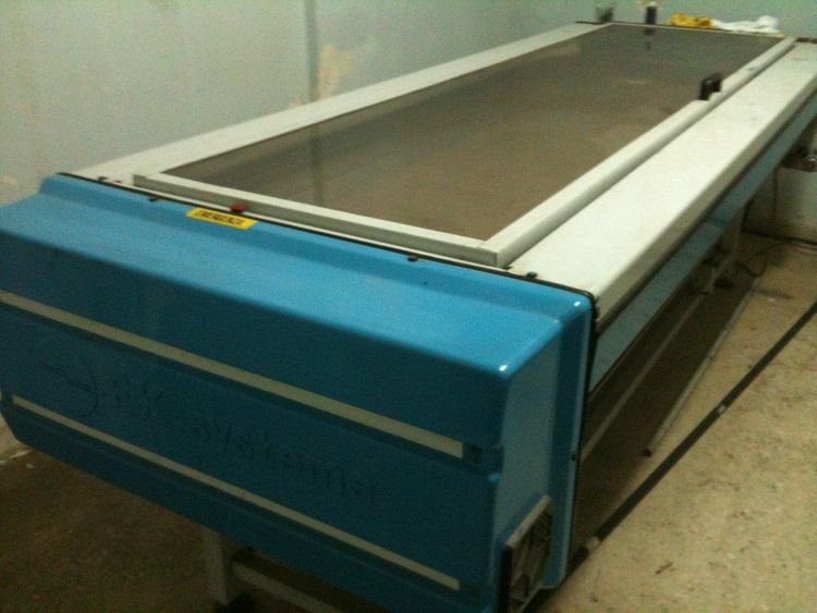 fully automatic cutting room equipment