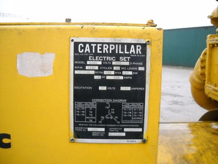 Caterpillar 5L7968 Generator End