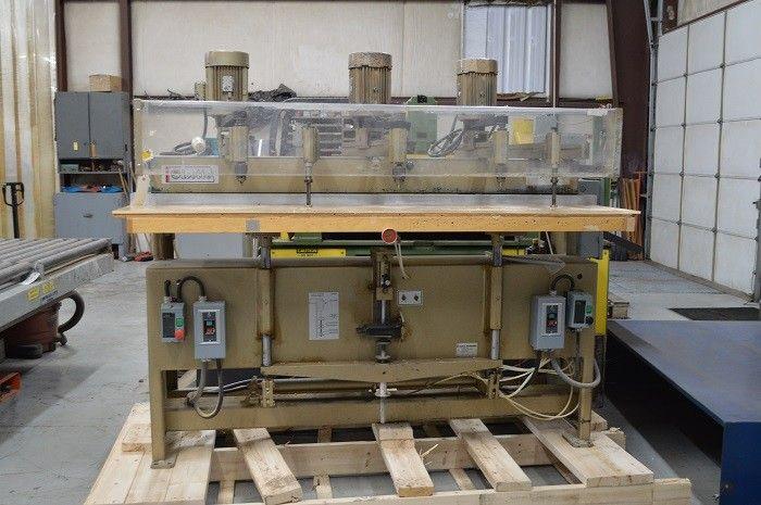 Sicotte Airbor 700-6  Vertical Boring Machine