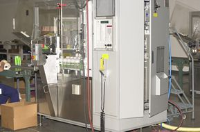 Norden 700-HA, HOT AIR AUTOMATIC TUBE FILLING AND SEALING MACHINE