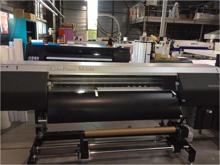 Seiko Color printer M-64S 6-7 160 Cm